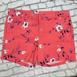 Boutique Floral Shorts